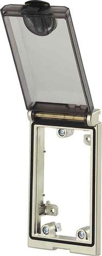 Murrelektronik Frontplattenschnittstelle 1-fach ch silber MSDD 4000-68113-0000000