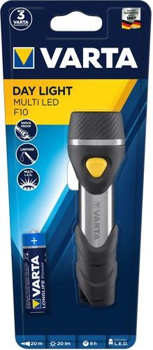 Varta Cons.Varta Taschenlampe Day Light Multi LED F10 16631