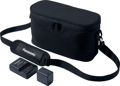 Panasonic Deutsch.CE Camcorder Starter Kit Tasche,Akku,Lader VWACT380EK