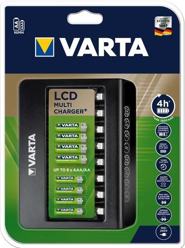 Varta Cons.Varta LCD Multi Charger+ 57681101401
