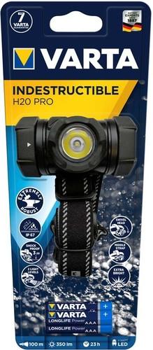 Varta Cons.Varta LED-Taschenlampe H20 Pro 3AAA m.Batt. IndestructibleH20Pro