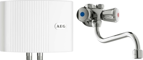 AEG Klein-Durchlauferhitzer 3,5kW AEG MTH 350 OT