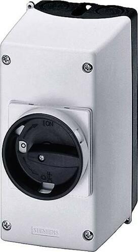 Siemens Indus.Sector Aufbaugehäuse IP55,abschl. 72mm 3RV1923-1DA00