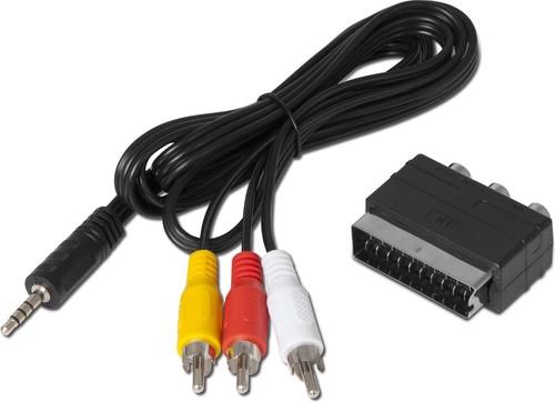 TechniSat Adapterset f.TS-Receiver 0000/3649