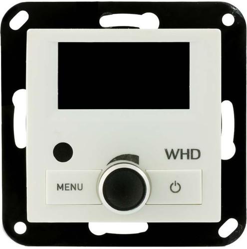 WHD DAB+ Radio UP weiß,mit FB DAB+UP-Radio-RC weiß