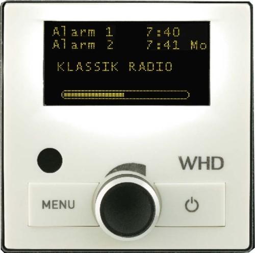 WHD DAB+ Radio UP sw,ohne FB DAB+UP-Radio sw
