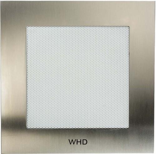 WHD Blende, quadratisch KBWM180Basic weiß