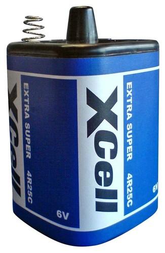 Hückmann XCell 6V-Block-Batterie 6V/9500mAh 131256