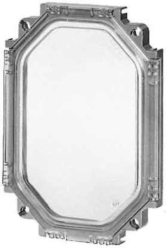 Eaton Tür durchsichtig f. Deckel CI23 T-CI23
