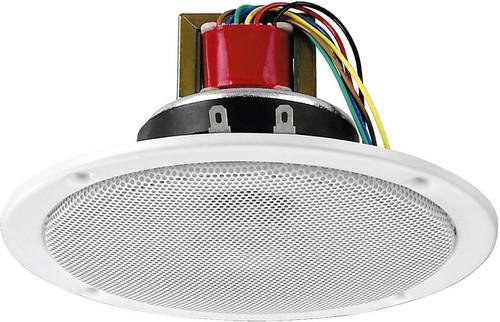 Monacor International Lautsprecher ELA EDL-150/WS