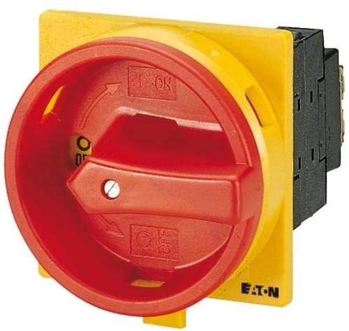 Eaton Hauptschalter Einbau/rot P1-25/EA/SVB
