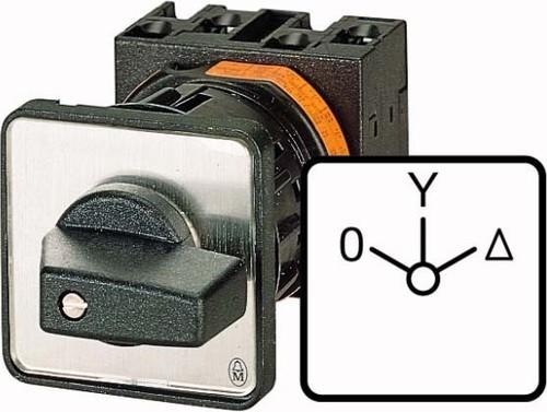 Eaton Stern-Dreieck-Schalter 32A, 13kW, 3p, IP65 T3-4-8410/E