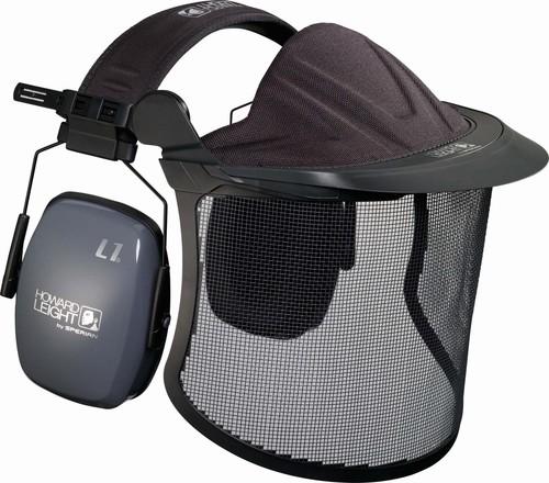 Honeywell Safety Freischneider-Set Schirm/Gehörschutz 1017292