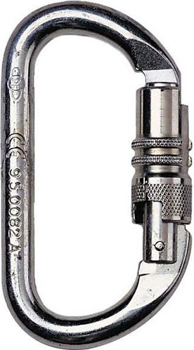 Honeywell Safety Stahl Twistlock Karabiner 18mm Öffnung 1018963