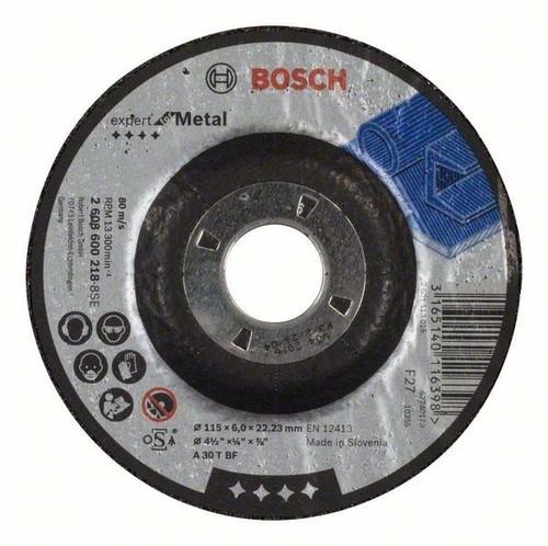 Bosch Power Tools Schruppscheibe 115x6mm für Stahl 2608600218