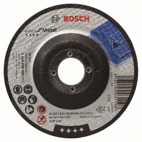 Bosch Power Tools Trennscheibe 115x2,5mm für Stahl 2608600005