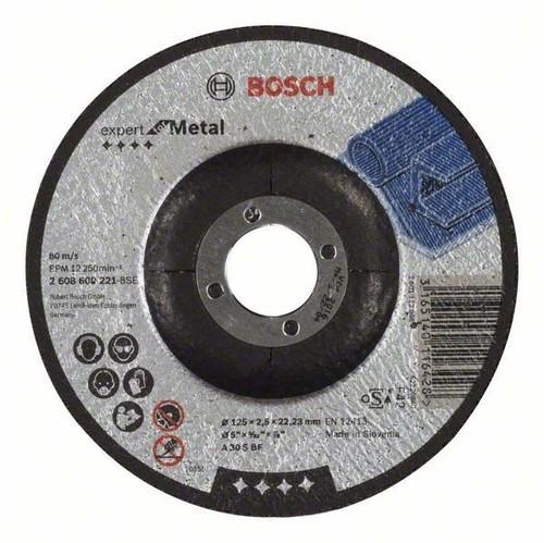 Bosch Power Tools Trennscheibe 125x2,5mm f Metall 2608600221
