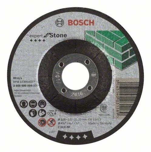 Bosch Power Tools Trennscheibe 115x2,5mm für Stein 2608600004