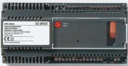 Siedle&Söhne Videonetzgerät VNG 602-02