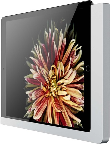 Viveroo iPad Wandhalterung silber lackiert free#510130