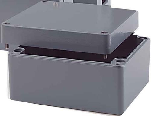 Rose System Gehäuse Aluminium 80x125x57 00010813060