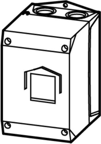 Eaton Isolierstoffgehäuse f.Motorschutzschalte CI-K2-PKZ0