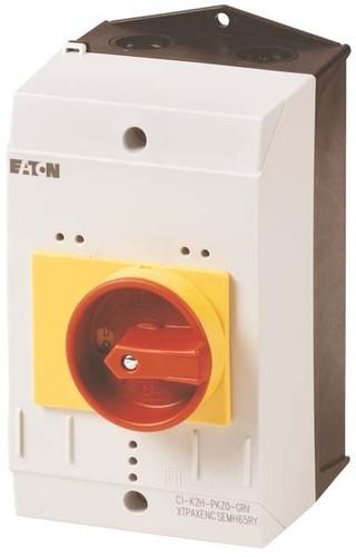 Eaton Isolierstoffgehäuse f.Motorschutzschalte CI-K2-PKZ0-GR