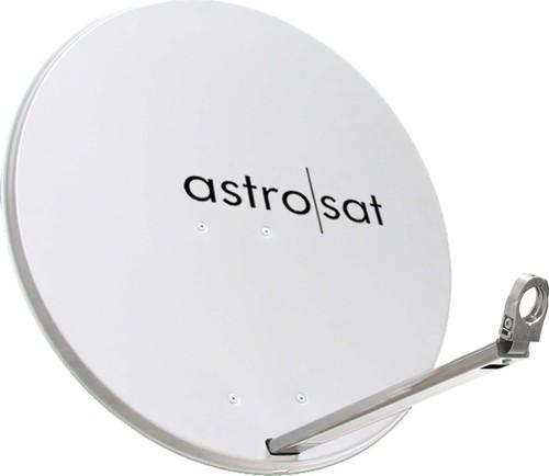 Astro Strobel Parabolantenne 85cm weiß AST 850 W