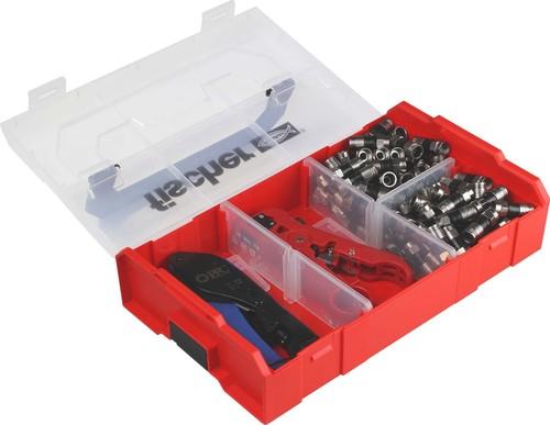 Astro Strobel Kompressions Stecker-Set KR-Set