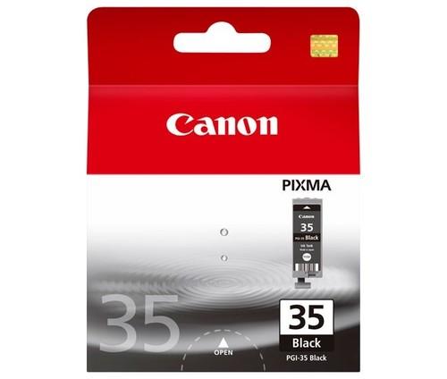Canon Tintenpatrone schwarz CANON PGI-35BK sw