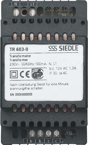 Siedle&Söhne Trafo TR 603-0