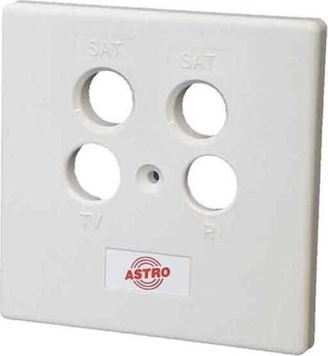 Astro Strobel Deckel ews f.4-Lochdose GUT400 GUZ 44