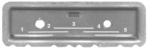 Astro Strobel Adapterplatte ADP 90