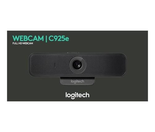 Logitech Webcam USB FullHD,sw LOGITECH C925e