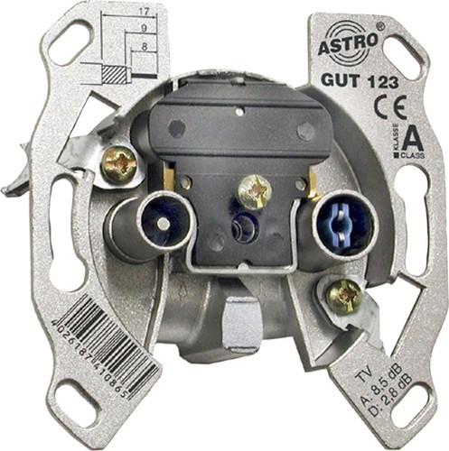 Astro Strobel Durchgangsdose GUT 123