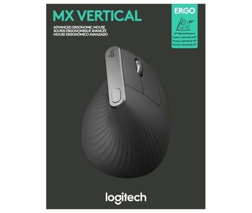 Logitech Maus Wireless Laser LOGITECH MX Vertical
