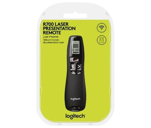 Logitech Presenter Wireless sw, Retail LOGITECH R700