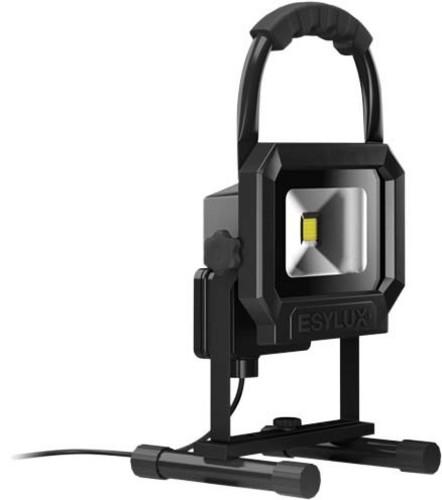 ESYLUX LED-Arbeitsstrahler SUN PL TR 900 850 BK