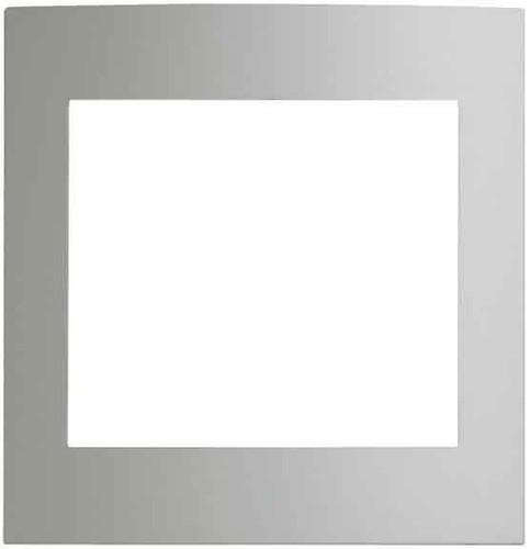 Legrand (SEKO) Abdeckrahmen aluminium 331211