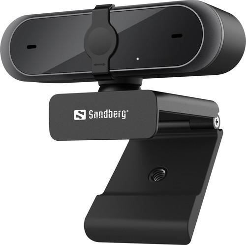 Sandberg Webcam Plug and Play USB Webcam Pro