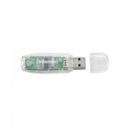 Intenso USB 2.0 Stick 32GB Rainbow (R)23MB/s,(W)6.5MB/s INTENSO 3502480 tr
