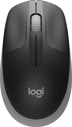 Logitech Maus Wireless,grau LOGITECH M190 gr