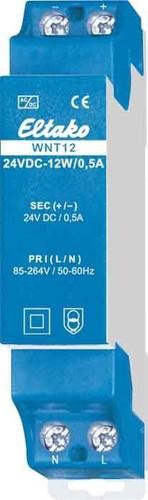 Eltako Weitbereichs-Schaltnetzt. WNT12-12VDC-12W/1A