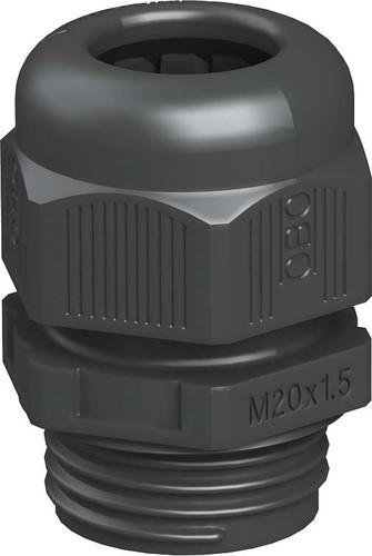 OBO Bettermann Vertr Verschraubung Vollmetrisch V-TEC VM16 SW