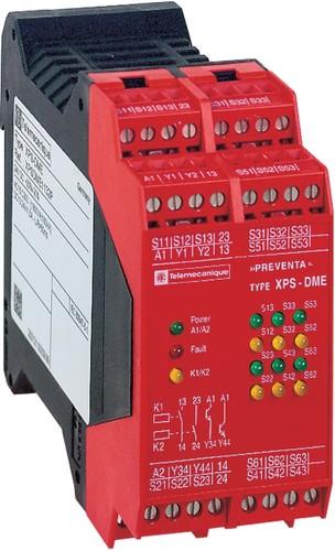 Schneider Electric Sicherheitsrelais 24VDC XPSDMB1132