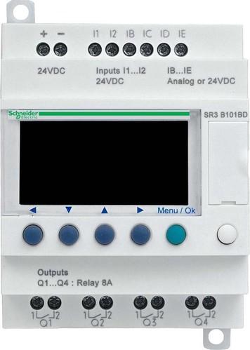 Schneider Electric Startpaket Zelio Logic 2 10 E/A 24VDC SR3-PACKBD