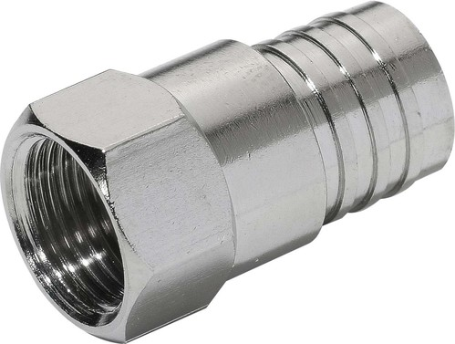 Wisi F-Stecker, crimpbar für MK 91/MK 96 DV85