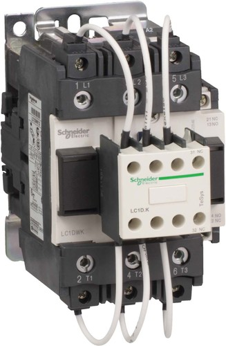 Schneider Electric Kondensatorschütz 230V50/60Hz LC1DWK12P7