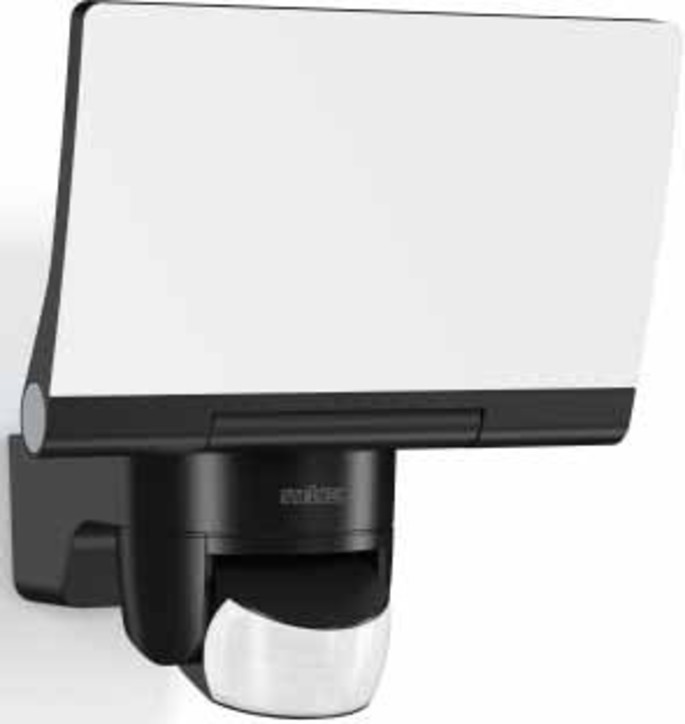 Steinel LED-Sensor-Strahler XLED HOME 2 SW