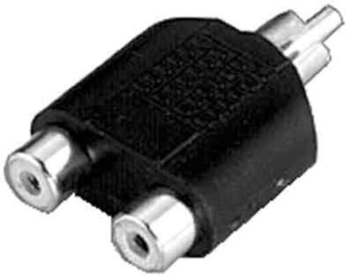 E+P Elektrik Cinch-Kompakt-Adapter GS18Lose